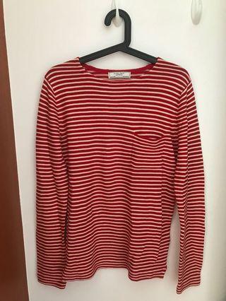 Zara Men's knitted sweater