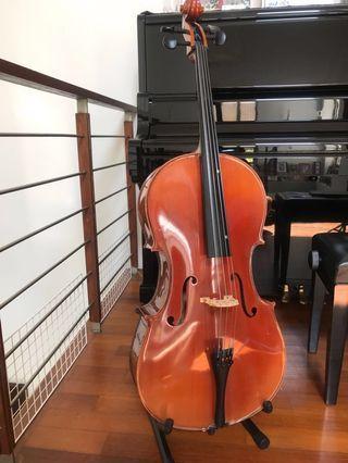 Mandeville 3/4 Cello