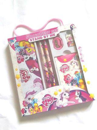Cute stationary for kids Pony Minion