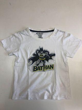 🚚 Marvel 蝙蝠俠120cm男童上衣