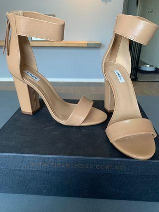 Siren Leather Heels