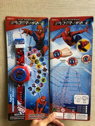 Spider-Man Spiderman Kids Watch