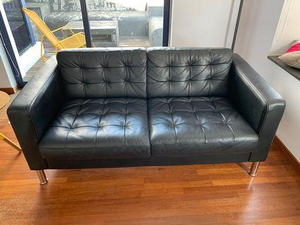 sofa ikea leather | Sofas | Carousell Singapore