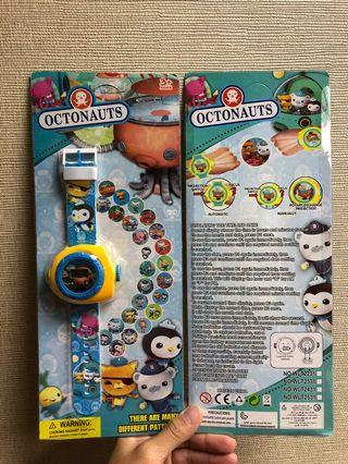 Octonauts Projection Kids Watches