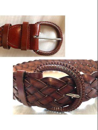 Leather Belt #endgameyourexcess