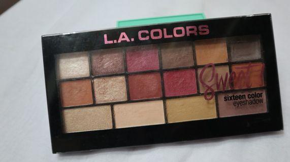 Eyeshadow LA Colors Sweet