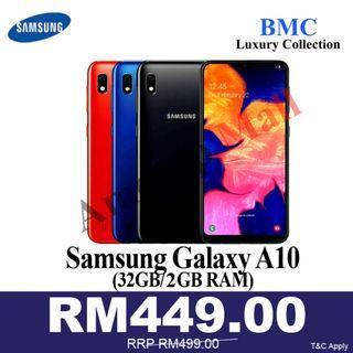 SAMSUNG GALAXY A10 32GB/ 2GB RAM