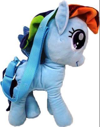 My Little Pony 3D Standing Plush Bag