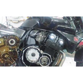 CB400  *Magnet Coil *Clutch Plate *Metal Plate