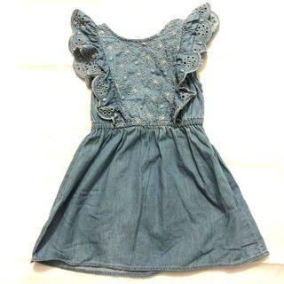 Denim Dress size 1 & 4