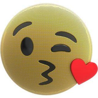 Jamoji Emoji Kiss Bluetooth Speaker Kids