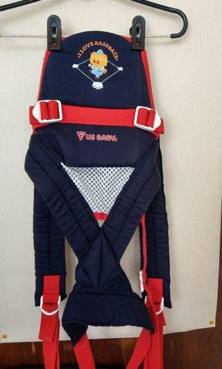 (二手)US  Baby 一般型揹巾