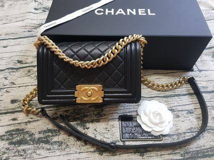 🚚 Chanel boy20