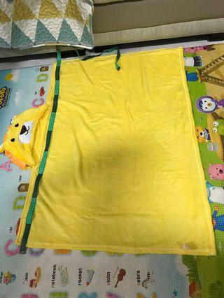 🚚 Animal baby blanket