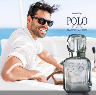 8to8 POLO BLUE Amazingly Inspired EDP