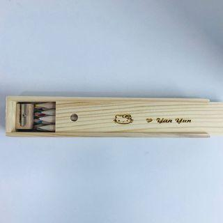 Pencil case hello kitty