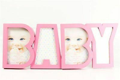 Pink Baby Girl Photo Frame