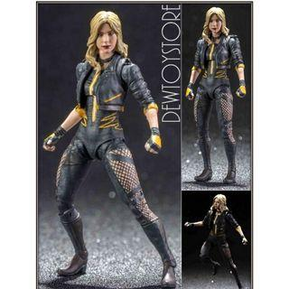 [Pre-order] Hiya Toys Injustice 2 - 1/18 scale Black Canary