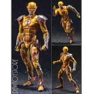 [Pre-order] Hiya Toys Injustice 2 - 1/18 scale Reverse Flash