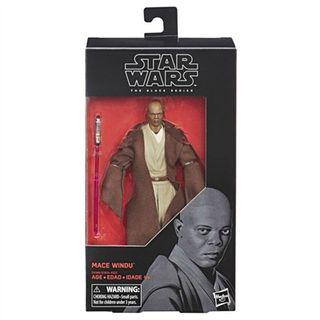 Star Wars Black Series 6 Inch Mace Windu Jedi Master