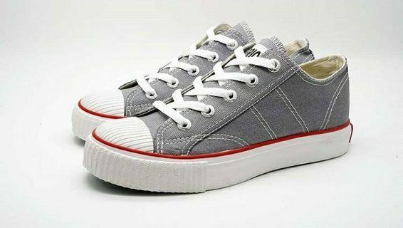 Sepatu Classic LC Abu