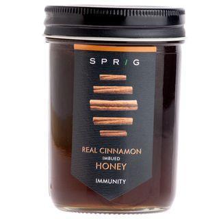 🚚 SPRIG Real Cinnamon Imbued Honey for Immunity