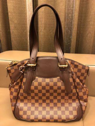 🚚 Louis Vuitton 肩背包 N41118 Damier