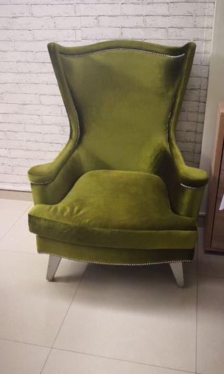 🚚 Armchair Big Green Awesome