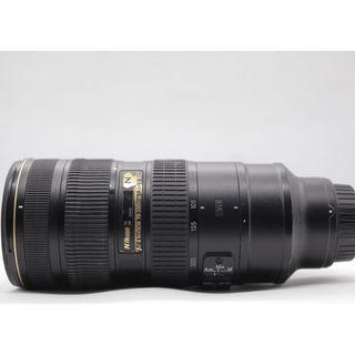 Used - Nikon AF-S Nikkor 70-200mm F2.8G II ED VR