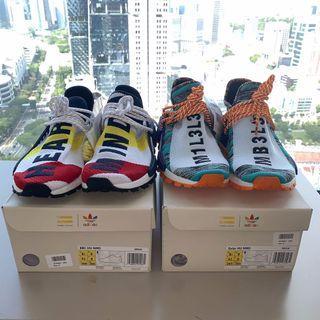 0d6ab39cafa8b Avengers Adidas X Pharrell NMD Trail 8.5US