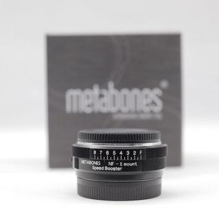 Used - Metabones Speed Booster NF-E Mount