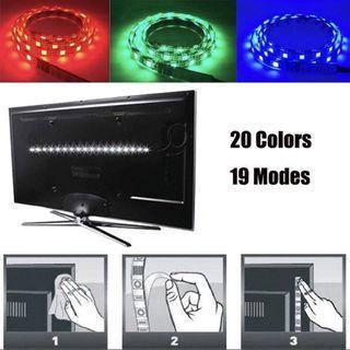 USB LED Backlit Lighting for TV