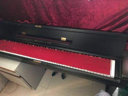 鋼琴 piano