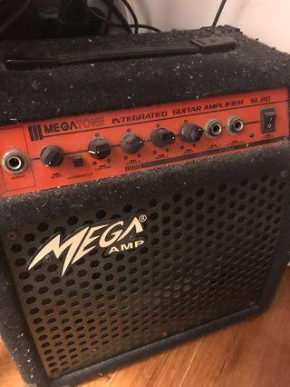 MEGA Guitar Amplifier