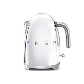 SMEG 50's Retro Style Aesthetic Kettle Chrome With 1 Year Local (Singapore) Manufacturer Warranty