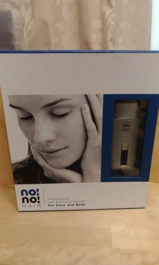 🚚 no! no! HAIR 藍光熱力除毛儀 Model 8800