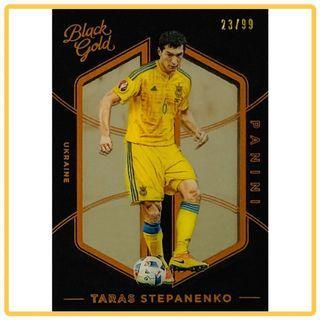 2016 Panini Black Gold Soccer Taras Stepanenko Bronze Parallel 23/99