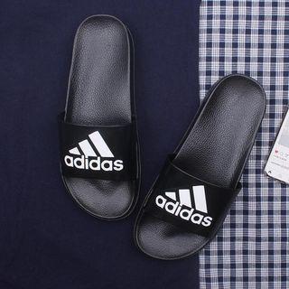 PO: adidas/new balance slides