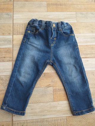 Zara Baby Girls Pants