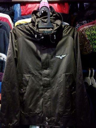 Jaket bomber fashion