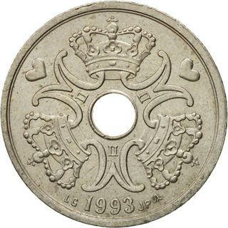 Danmark collectible coin