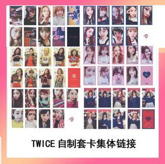 Preorder : Twice Replica photocard