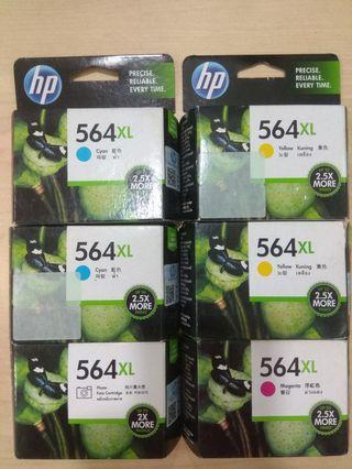 HP 564墨水夾