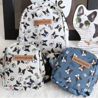 🚚 Bulldog Backpack for Dogs / Pets / Cats