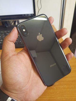 Iphone X 256gb mulus full