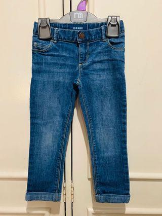Old Navy and Place Slim fit Jeans for toddler