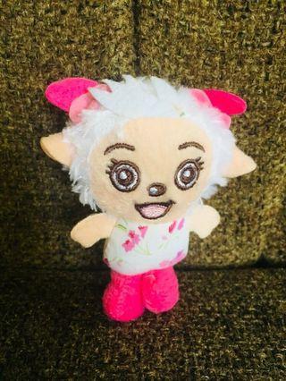 Boneka mini domba