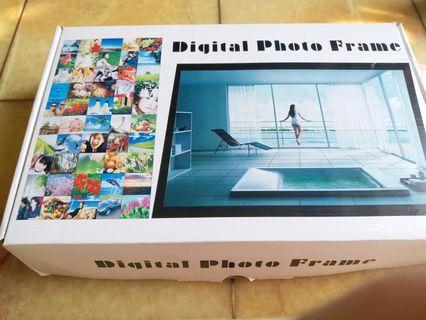 """Digital photo Frame 7""""inch"""