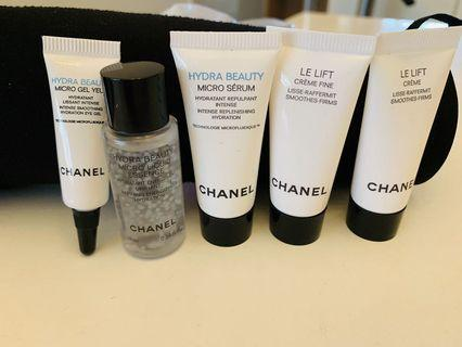 Chanel trial kit
