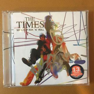 THE TIMES CD COMBO REISSUE